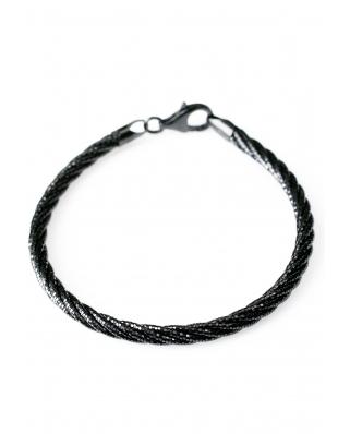 Twist 5 lines bracelet / CYB001B / Omega