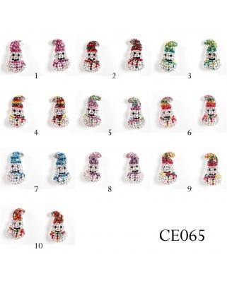 CE065, SMALL SNOWMAN