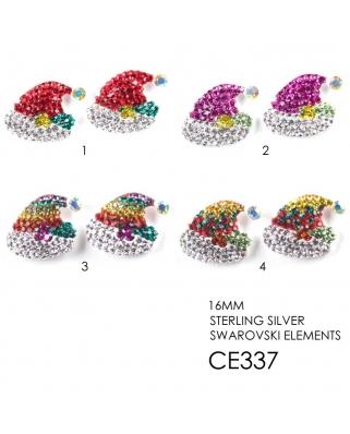 CE337, SANTA HAT