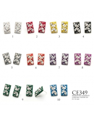 Crystal Earrings / CE349