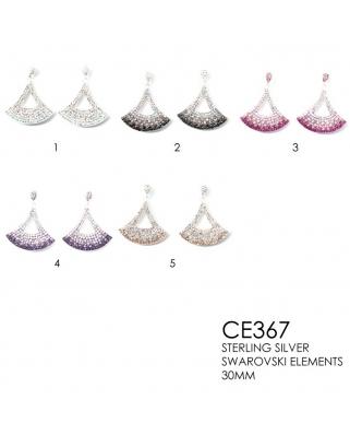 Crystal Earrings / CE367