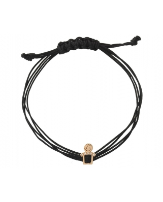 Little Boy 18K Gold Bracelet / 36409