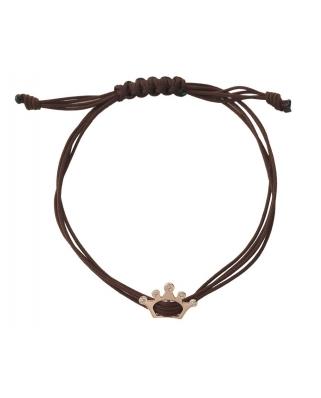 18K Gold Bracelet / 36457