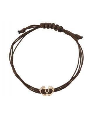 18K Gold Bracelet / 36462