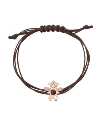 18K Gold Bracelet / 36467