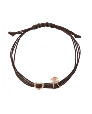 18K Gold Bracelet / 39162