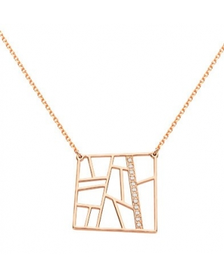 18K Gold Necklace / 40312