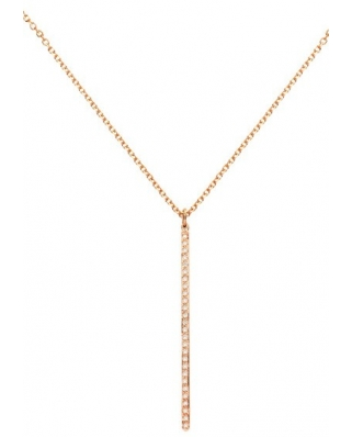 18K Gold Necklace / 40365
