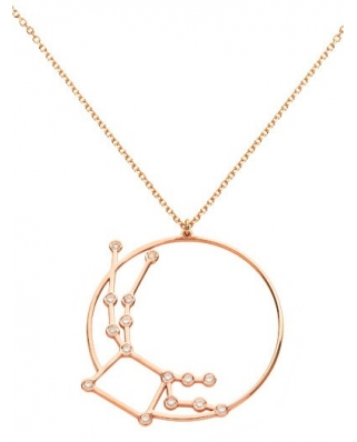 18K Gold Necklace / 44398