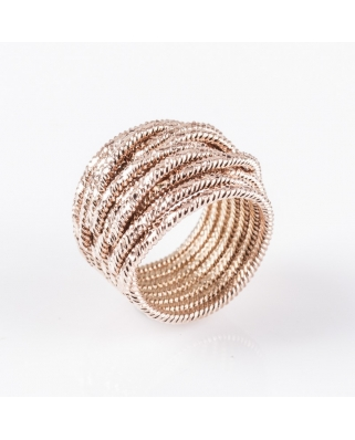 Rose Gold VermeilRing