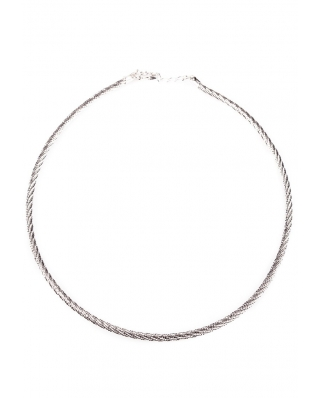 Omega Twist Necklace