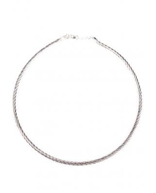 Omega Twist Necklace