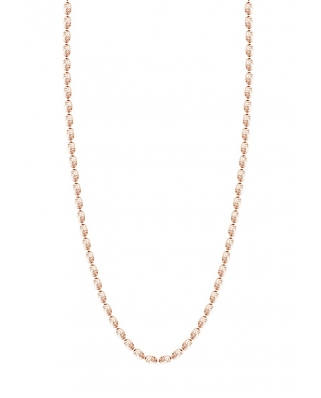 Tycoon Rose Gold Vermeil Necklace