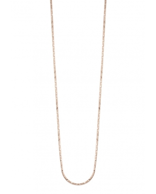 Essentials Rose Gold Vermeil Necklace