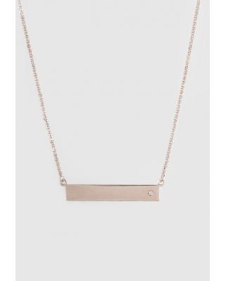 Rose Gold VermeilNecklace