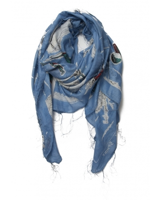 Fancy Scarf / ST028