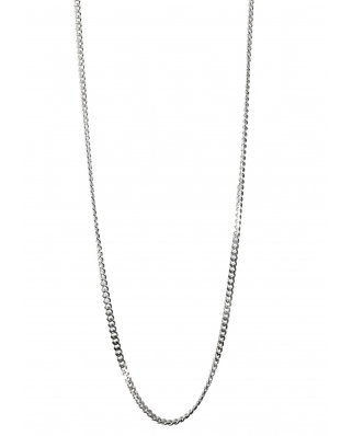 Essentials Silver Necklace 26""