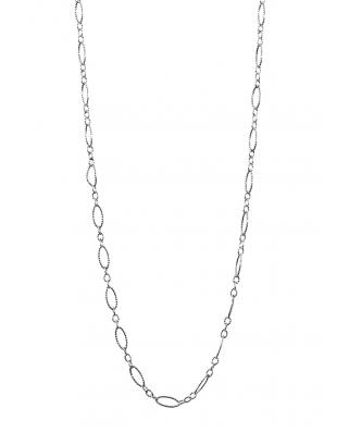 Silver Necklace / CYN026