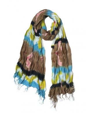 Batik style Scarf