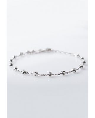 Silver bracelet 3mm/ CYB008S