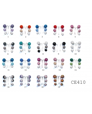 CE410 COLORS
