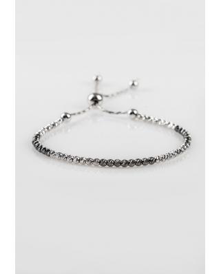 BR2174-3 Silver Bracelet