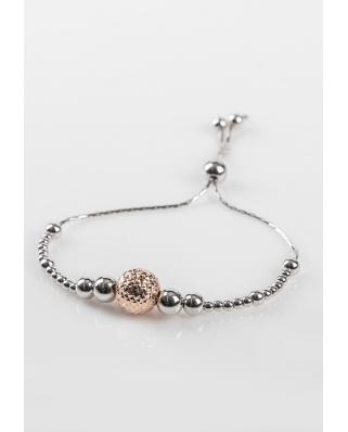 BR2178-1 Silver Bracelet