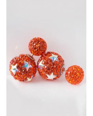 Star Crystal Earrings / CE421-09
