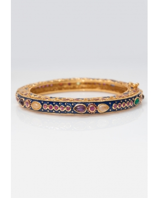 Gold plated Bangle/ AQB002