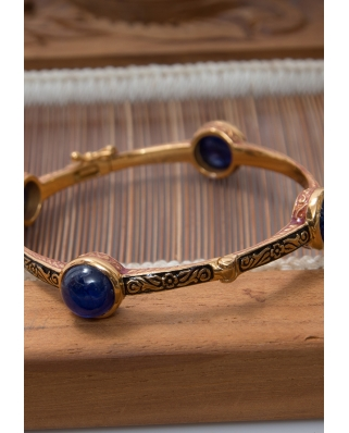 Gold plated Bangle/ AQB006