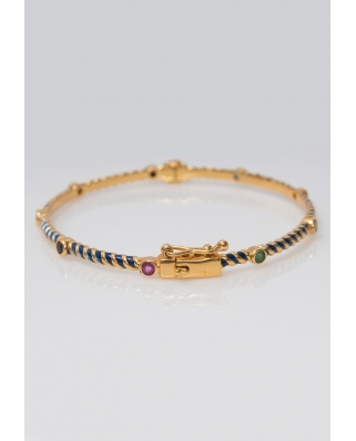 Gold plated Bangle/ AQB016