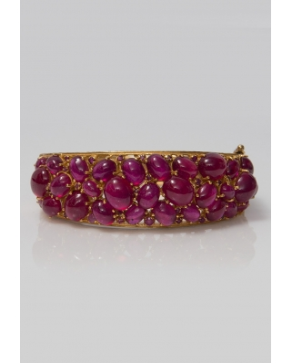 Gold plated Bangle/ AQB020