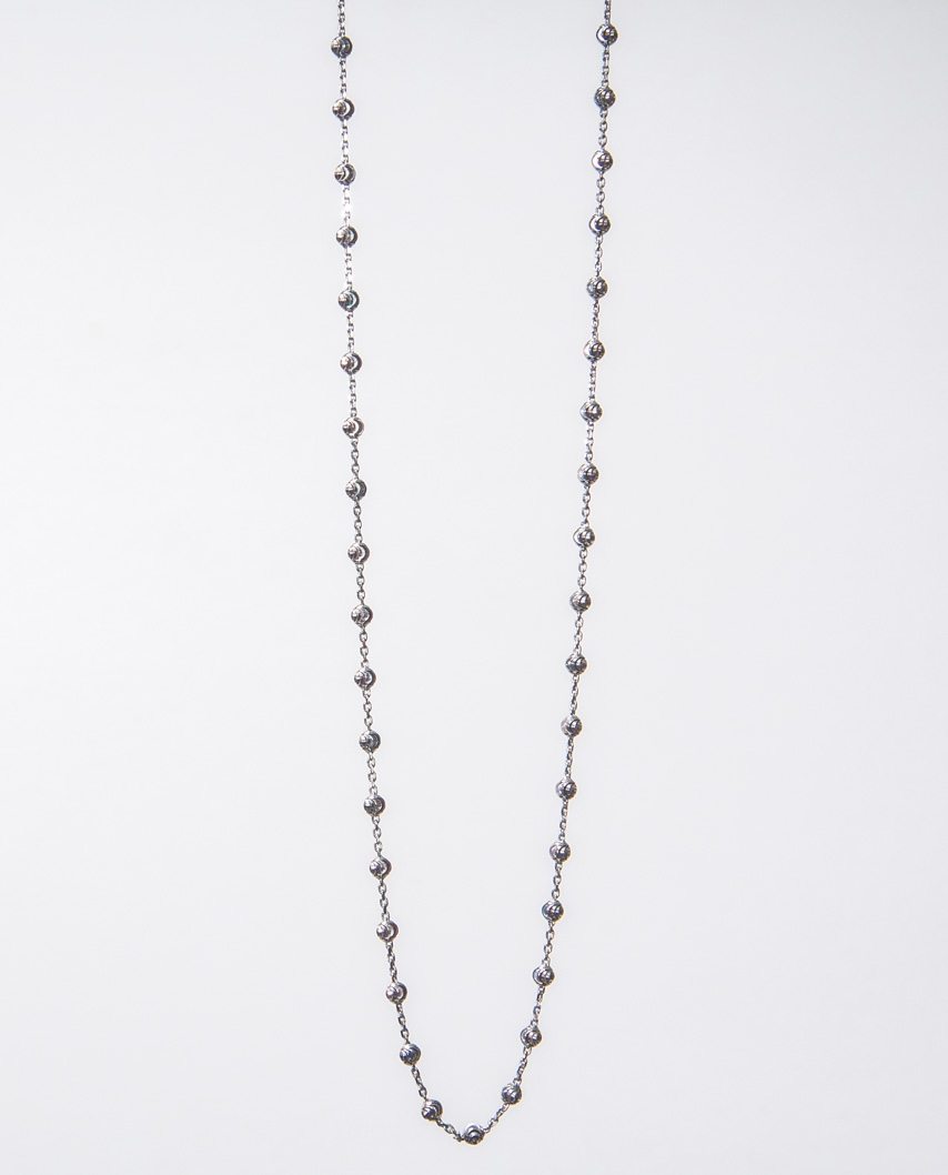 Silver Necklace / CYN010S
