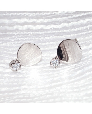Silver Earrings / SE003S