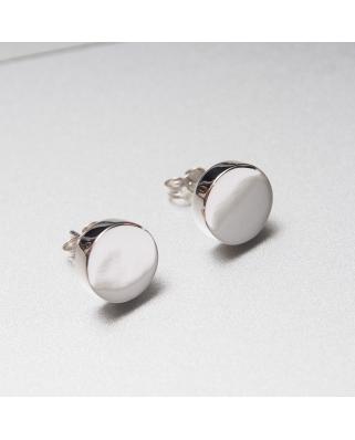 Silver Earrings/ TE205