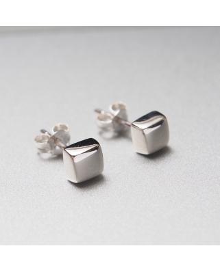 Silver Earrings/ TE206