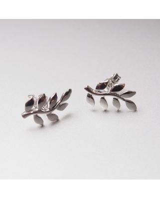 Silver Earrings/ TE208