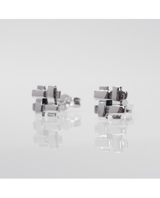 Silver Earrings/ TE209