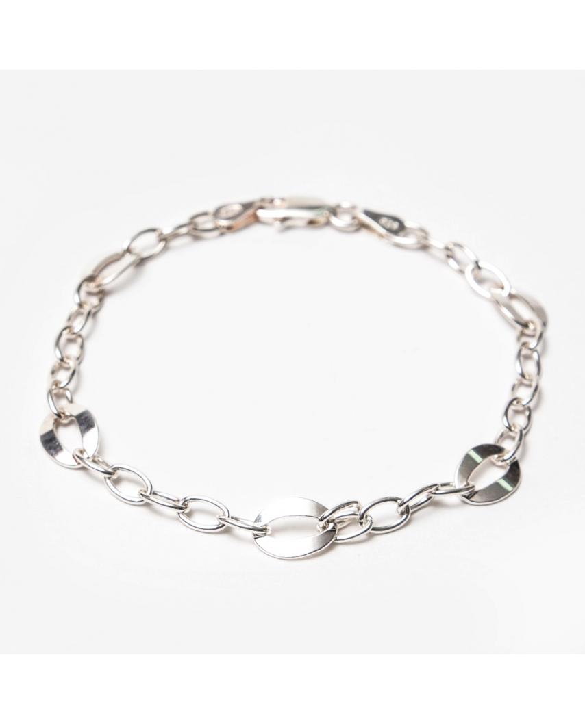 Silver bracelet / CYB014