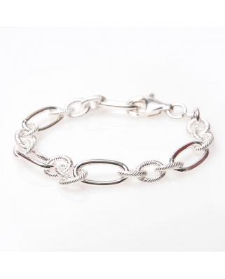 Silver bracelet / CYB017