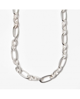 Silver bracelet / CYBN017