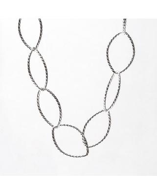 Silver bracelet / CYBN016