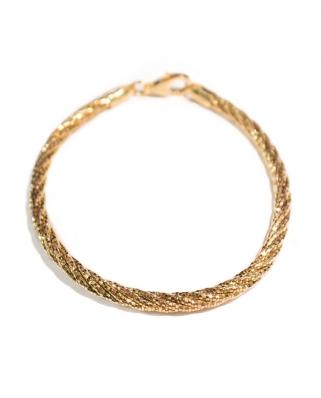 Twist 5 lines bracelet / CYB001G / Omega
