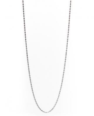 Essentials Silver Necklace