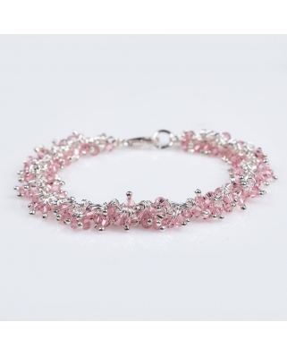 Swarovski Crystal bracelet / CB001-02