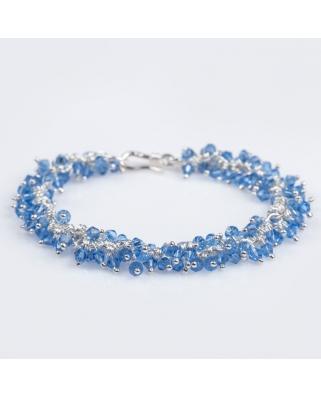 Swarovski Crystal bracelet / CB001-04
