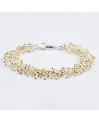 Swarovski Crystal bracelet / CB001-05