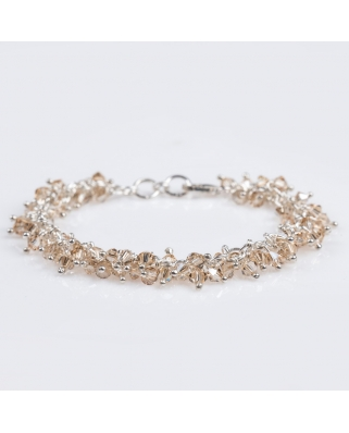 Swarovski Crystal bracelet / CB001-06
