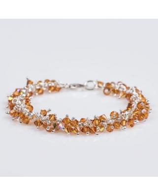 Swarovski Crystal bracelet / CB001-07