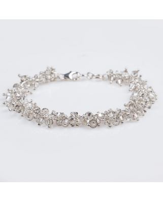 Swarovski Crystal bracelet / CB001-08